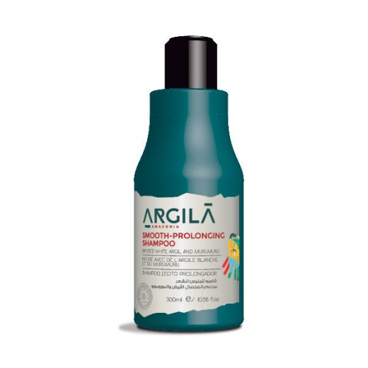Shampooing smooth-prolonging argila Brazilian Secrets Hair 300 ml