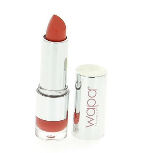 Wapa Rouge à lèvres hydratant brillant Orangé 030 4ML, Rouge à lèvres