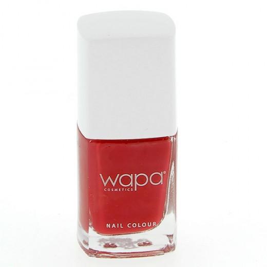 Wapa Vernis à ongles séchage rapide Rose vif 012 12ML, Vernis à ongles couleur