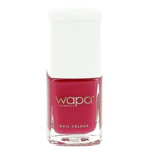 Wapa Vernis à ongles séchage rapide Fuschia 019 12ML, Vernis à ongles couleur