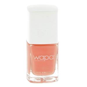 Wapa Vernis à ongles séchage rapide Rose nacarat 057 12ML, Vernis à ongles couleur
