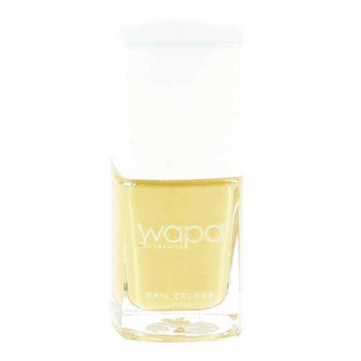 Wapa Vernis à ongles séchage rapide Jaune mimosa 060 12ML, Vernis à ongles couleur