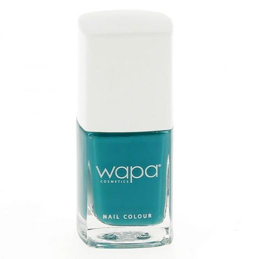 Wapa Vernis à ongles séchage rapide Bleu persan 061 12ML, Vernis à ongles couleur