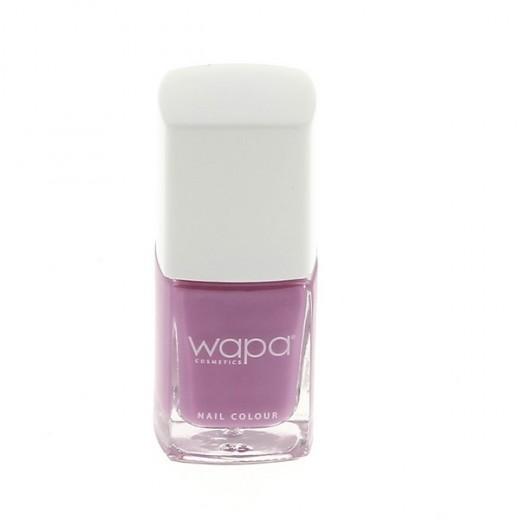Wapa Vernis à ongles séchage rapide Violet pastel 506 12ML, Vernis à ongles couleur