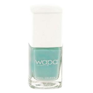 Wapa Vernis à ongles séchage rapide Bleu azurin 507 12ML, Vernis à ongles couleur