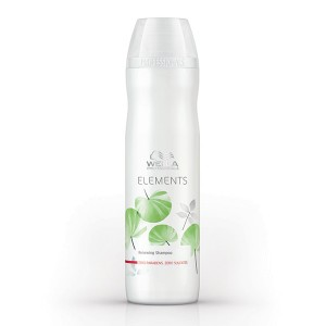 Wella Shampooing régénérant Elements 250ML, Shampoing naturel