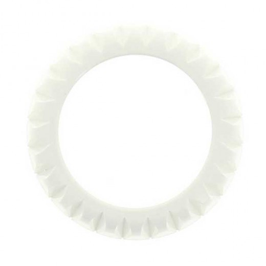 Support filtre 385 Blanc