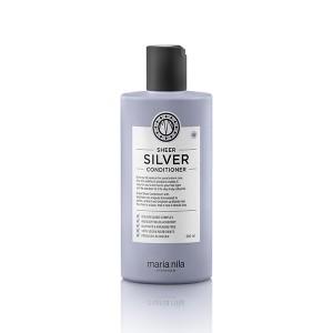 Après-shampooing déjaunisseur Sheer Silver