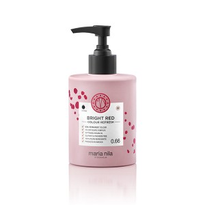 Maria Nila Masque repigmentant Colour Refresh 0.66 Bright red 300ML, Après-shampoing repigmentant