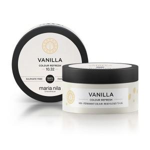 Maria Nila Masque repigmentant Colour Refresh 10.32 Vanilla 100ML, Après-shampoing repigmentant