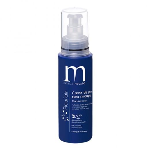 Mulato Crème de jour sans rinçage Flow'air 125ML, Crème cheveux sans rinçage