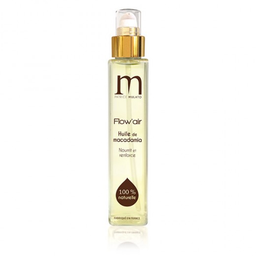 Huile de macadamia flow air 120ml