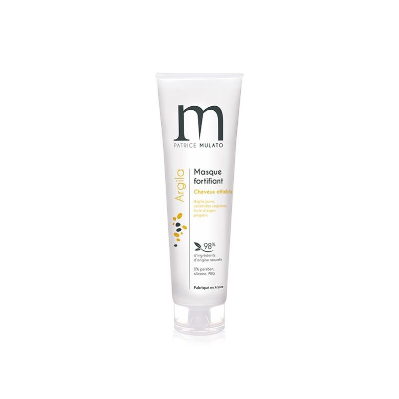 Mulato Masque fortifiant argile jaune Argila 150ML, Après-shampoing naturel