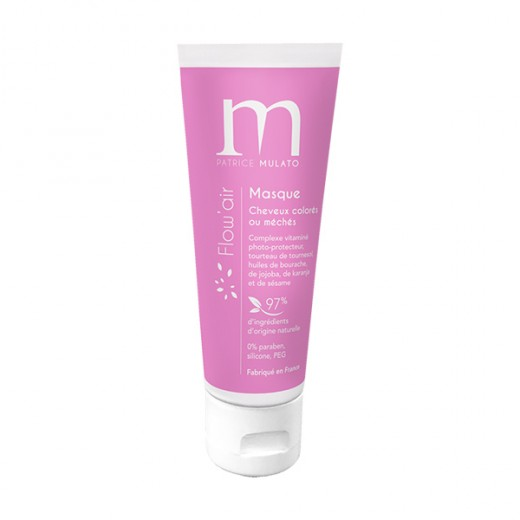Masque cheveux colorés flow air 40ml