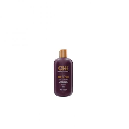 Chi Conditionneur hydratant Olive & Monoï 355ML, Après-shampoing avec rinçage