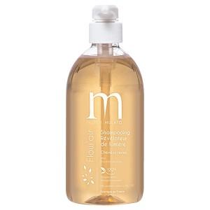 Mulato Shampooing révélateur de lumière Flow'air 500ML, Shampoing naturel