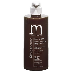 Mulato Soin Repigmentant Ombre naturelle 500ML, Après-shampoing naturel