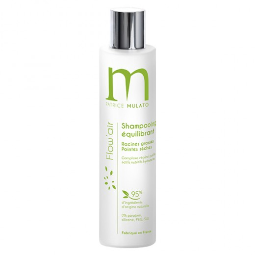 Mulato Shampooing équilibrant Flow'air 200ML, Shampoing naturel