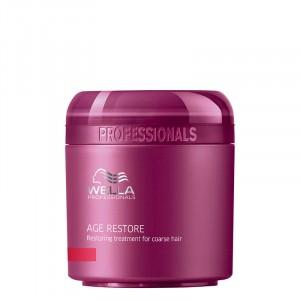 Wella Masque restructurant cheveux épais Age restore 150ML, Masque cheveux