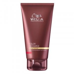 Wella Après-shampooing raviveur Color recharge Warm Blonde 200ML, Après-shampoing avec rinçage