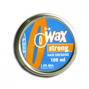 One Wax Cire One wax tenue forte 100ML, Cire cheveux