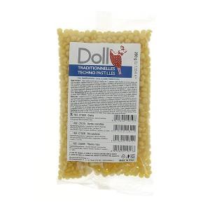 Doll Cire gouttelette Jaune 200gr, Cire gouttelette