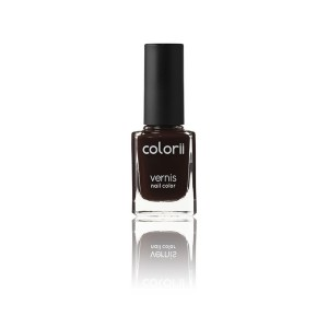 Colorii Vernis à ongles Blackcurrant 11ML, Vernis à ongles couleur