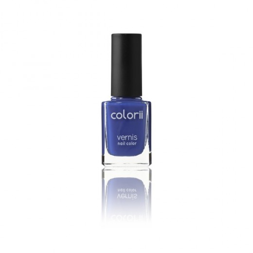 Colorii Vernis à ongles Blue denim 11ML, Vernis à ongles couleur