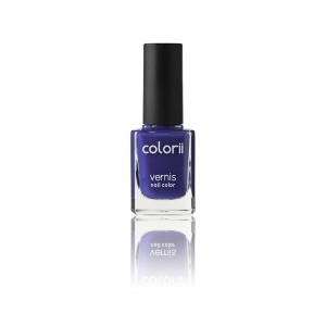 Colorii Vernis à ongles Deep water 11ML, Vernis à ongles couleur