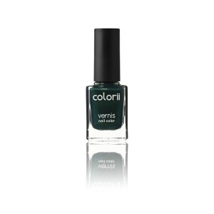 Colorii Vernis à ongles Magic green 11ML, Vernis à ongles couleur