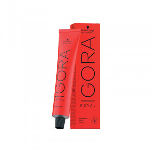 Schwarzkopf Coloration permanente Igora Royal 60ML, Coloration d'oxydation