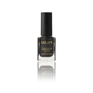 Colorii Vernis à ongless Sand  noir paillette Colorii 11 ml 11ML, Vernis à ongles couleur
