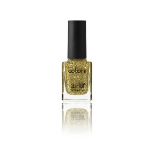 Colorii Vernis à ongles Glitter Party girl 11ML, Vernis à ongles couleur