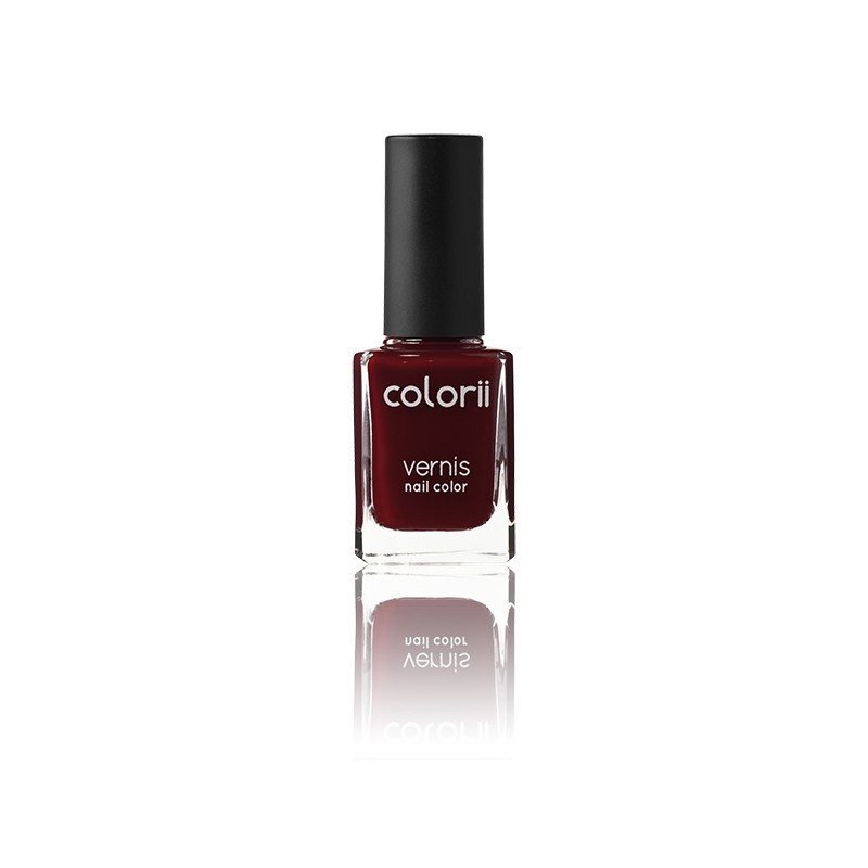 Colorii Vernis à ongles Red hot wine 11ML, Vernis à ongles couleur