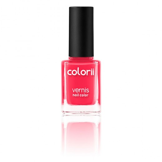 Colorii Vernis à ongles Deep corail 11ML, Vernis à ongles couleur