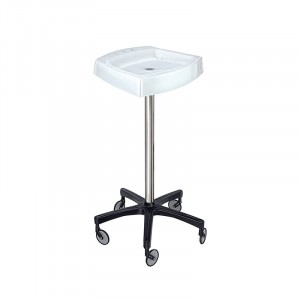 Ceriotti Table de service Duty transparente , Table de service & caisse
