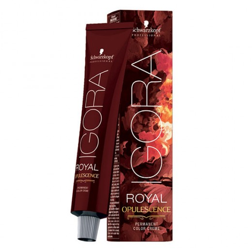 Schwarzkopf Coloration permanente Igora Royal Opulescence 60ML, Coloration d'oxydation