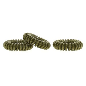 Coiffeo Hair ring bronze x3, Elastique
