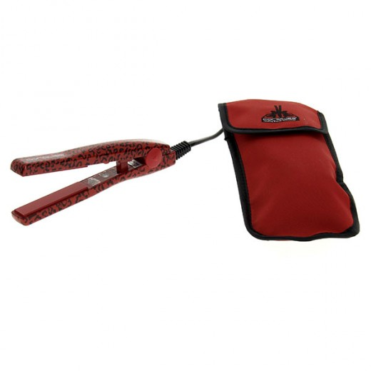 Mini lisseur red leopard px1