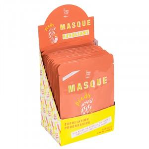 Peggy Sage Présentoir 12 masques exfoliants pieds , Présentoir produits
