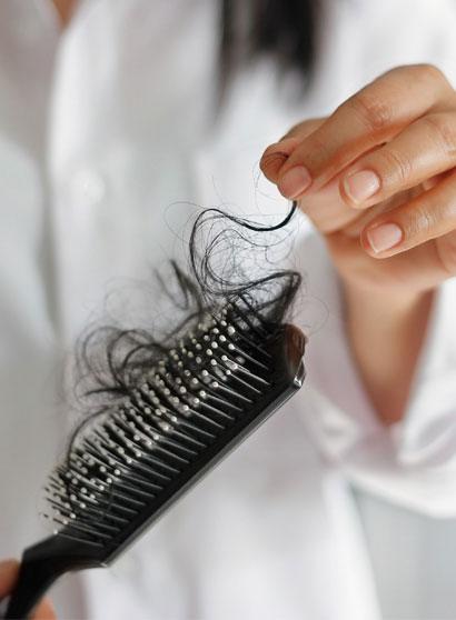 Lutter contre la chute de mes cheveux