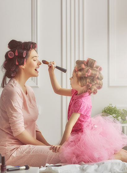 Prendre soin des cheveux de mes enfants