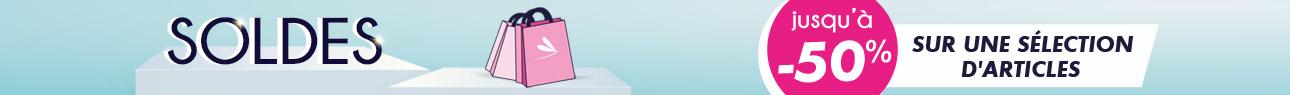 Catégorie barre horizontale - Soldes1 - Tous