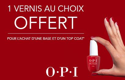 Bloc promo page promo - opi - basescoat - 33