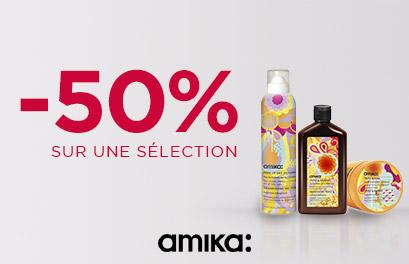 Bloc Promo page promo - Amika déstockage - Tous