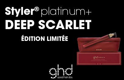 Bloc Promo page promo - ghdDeepScarlet - Toutes