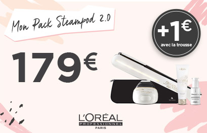 Bloc Promo page promo - Steampod2etpacks V2 - Particuliers