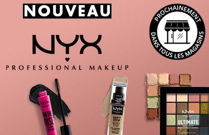 Bloc Promo page promo - NYX - LCM - Tous