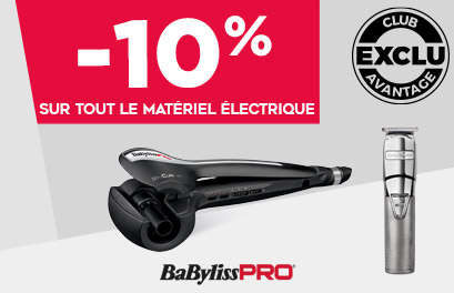 Bloc Promo page promo - OPBabyliss - OP - Particuliers