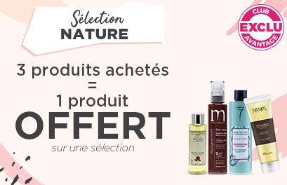 Bloc Promo - Page promo - Naturalité - 33CA